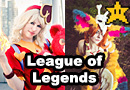 League of Legends Cosplays