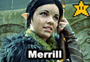 Merrill from Dragon Age II Cosplay