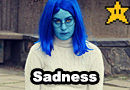 Sadness from Inside Out Cosplay