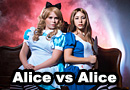Alice in Wonderland & American McGee