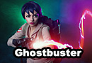 Kylie from Extreme Ghostbusters Cosplay