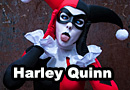Classic Harley Quinn Cosplay