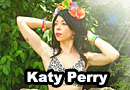 Katy Perry from Roar Cosplay