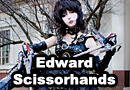 Kotobukiya Edward Scissorhands Cosplay