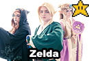 The Legend of Zelda Group Cosplay
