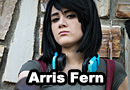 Arris Fern from Vindictive Drive Cosplay
