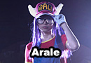 Arale Cosplay