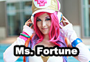 Arcade Miss Fortune Cosplay