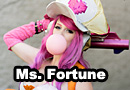 Arcade Miss Fortune from League of Legends Cosplay