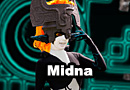 Midna from The Legand of Zelda Cosplay
