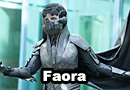 Sub-Commander Faora-Ul from Man of Steel Cosplay