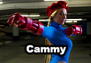 Cammy from Street Fighter IV Cosplay