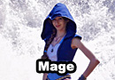 Mage Cosplay