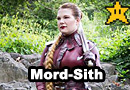 Mord-Sith Cosplay