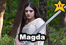 Magda Searus from the Sword of Truth/Legend of The Seeker Cosplay