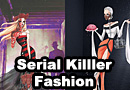 Movie Serial Killers Fashion Collection