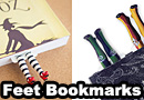 Adorable Legs Bookmarks