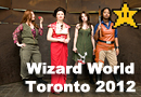 Wizard World Toronto Comic Con Cosplayers