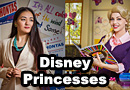 Disney Princess Cosplayers Break Stereotypes with Inspirational Photo Series