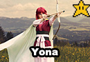 Yona from Akatsuki No Yona Cosplay