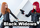 Black Widows Cosplay
