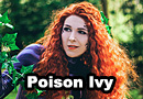 New 52 Poison Ivy Cosplay