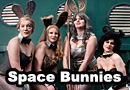 Space Bunnies Group Cosplay