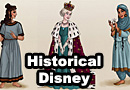 Historically Accurate Disney Ladies