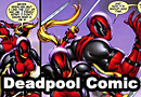 Deadpool & Lady Deadpool Comic