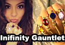 Infinity Gauntlet Inspired Jewelry