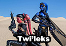 Twileks from Star Wars Cosplay