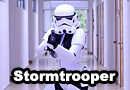 Stormtrooper Star Wars Cosplay