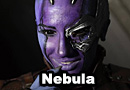 Nebula from Guardians of the Galaxy Cosplay