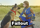 Sole Survivor from Fallout 4 Cosplay