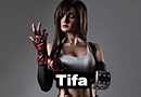 Tifa Lockhart from Final Fantasy VII Cosplay