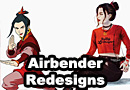 Modern Avatar: The Last Airbender Fan Art Redesigns