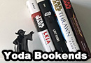 Star Wars Yoda Bookend