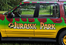 Jurassic Park Tour Vehicle Replica