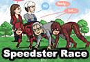 Speedster Race - Comic