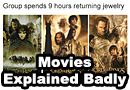 Movies Explained Badly