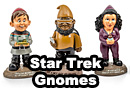 Star Trek TNG Garden Gnomes Part 2
