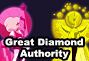 The Great Diamond Authority from Steven Universe Fan Art