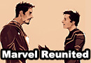 Marvel Reunited Fan Art