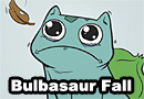 Bulbasaur in Fall Comic