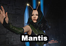 Mantis from Guardians of the Galaxy Vol. 2 Cosplay