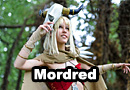 Mordred Craft Essence from Fate/Grand Order Cosplay