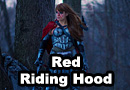 Red Riding Hood Fantasy Cosplay