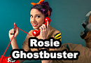 Rosie the Riveter Ghostbuster Cosplay