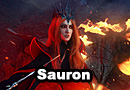 Sauron from The Silmarillion Cosplay