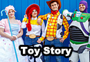 Toy Story Group Cosplay
